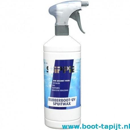 Sjippie rubberboot Spuitwas-UV