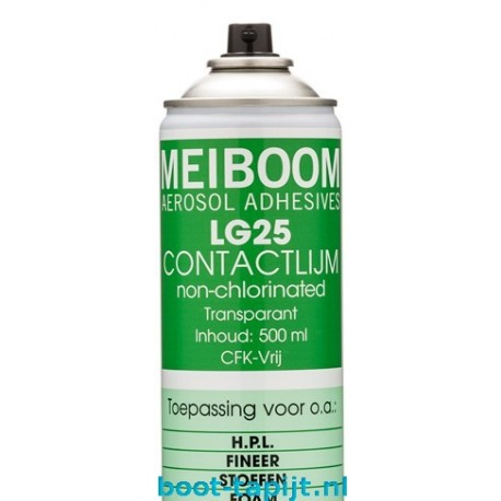 Meiboom contact spuitlijm